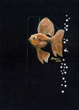 goldfishillustration